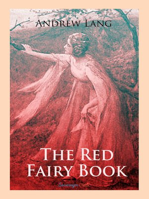 cover image of The Red Fairy Book