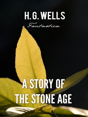 cover image of A Story of the Stone Age