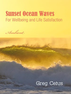 cover image of Sunset Ocean Waves