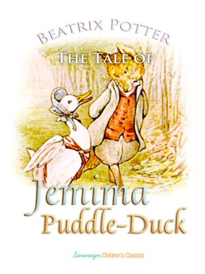 cover image of The Tale of Jemima Puddle-Duck