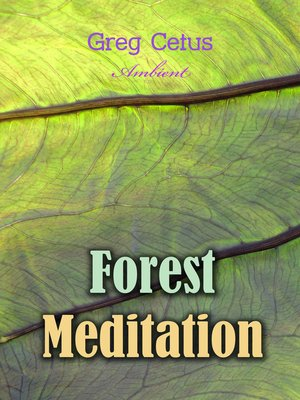 cover image of Forest Meditation