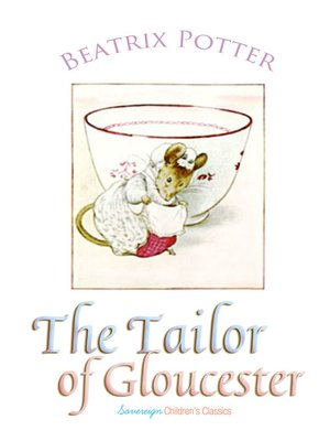 cover image of The Tailor of Gloucester