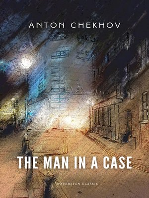 cover image of The Man in a Case
