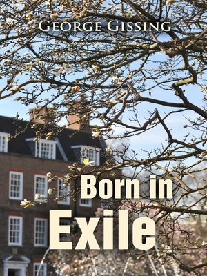 cover image of Born in Exile