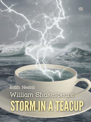 cover image of Storm in a Teacup
