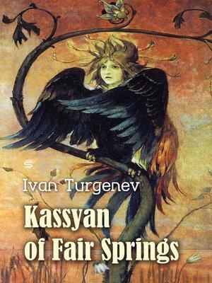 cover image of Kassyan of Fair Springs
