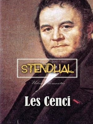 cover image of Les Cenci