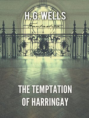 cover image of The Temptation of Harringay