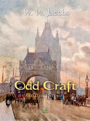 cover image of Odd Craft and Other Stories