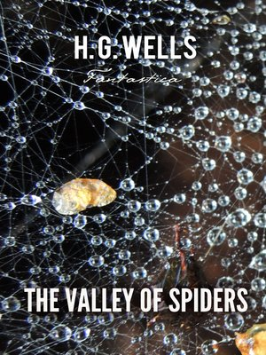 cover image of The Valley of Spiders
