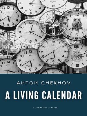 cover image of A Living Calendar