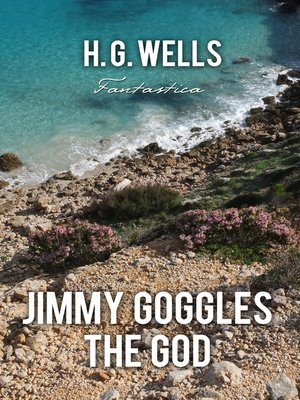 cover image of Jimmy Goggles the God