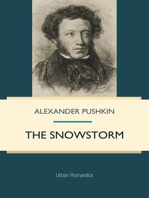 cover image of The Snowstorm