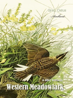 cover image of Western Meadowlark and Other Bird Songs