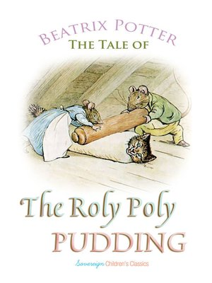 cover image of The Roly Poly Pudding