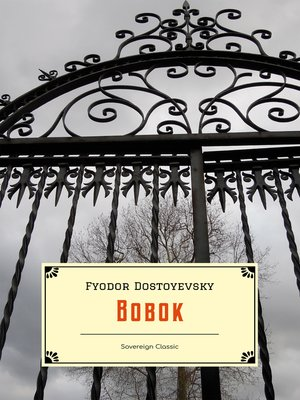 cover image of Bobok