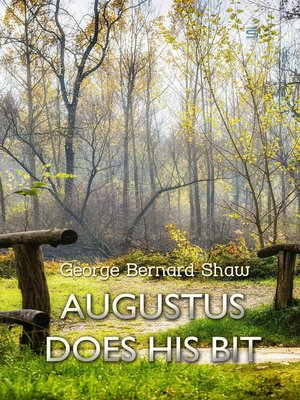 cover image of Augustus Does His Bit