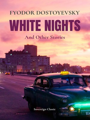 cover image of White Nights & Other Stories