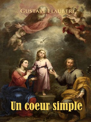 cover image of Un coeur simple