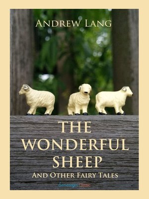 cover image of The Wonderful Sheep and Other Fairy Tales