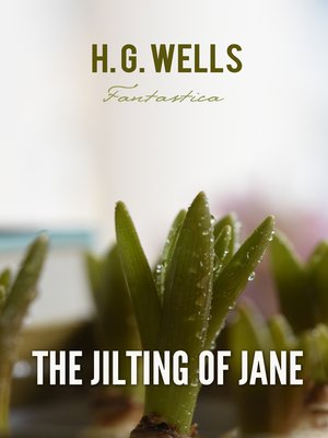 cover image of The Jilting of Jane