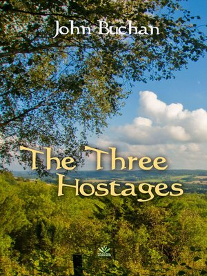 cover image of The Three Hostages