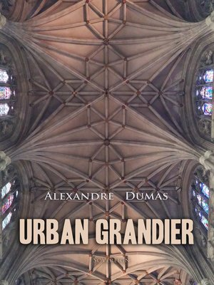 cover image of Urban Grandier