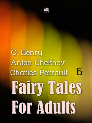cover image of Fairy Tales for Adults, Volume 6