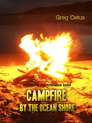 cover image of Campfire by the Ocean Shore