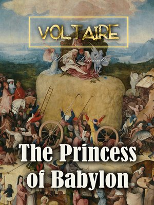 cover image of The Princess of Babylon