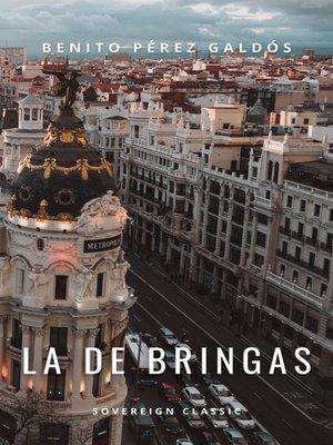 cover image of La de Bringas