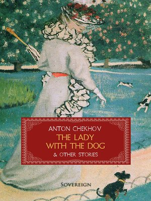 cover image of The Lady with the Dog and Other Stories