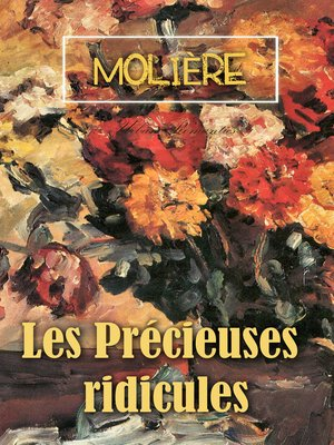 cover image of Les Précieuses ridicules