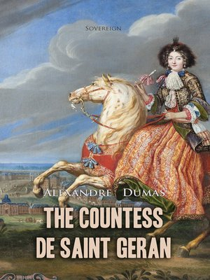 cover image of The Countess de Saint Geran