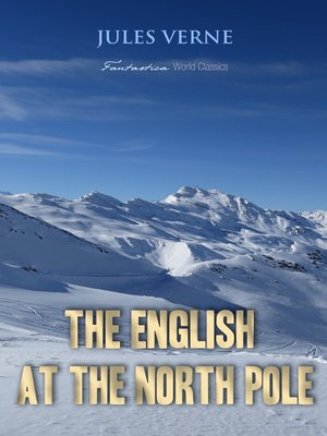 cover image of The English at the North Pole