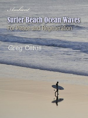 cover image of Surfer Beach Ocean Waves
