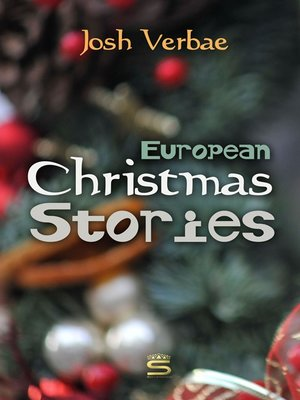 cover image of European Christmas Stories