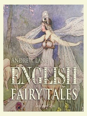 cover image of English Fairy Tales, Volume 1