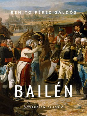 cover image of Bailén