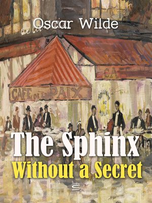 cover image of The Sphinx Without a Secret