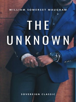 cover image of The Unknown