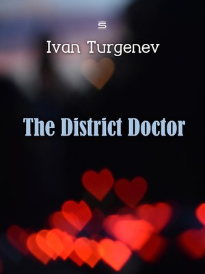 cover image of The District Doctor