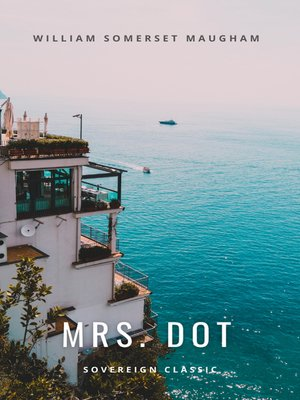 cover image of Mrs. Dot