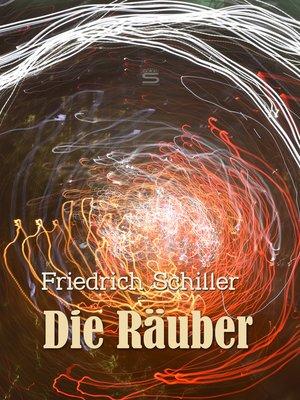 cover image of Die Räuber