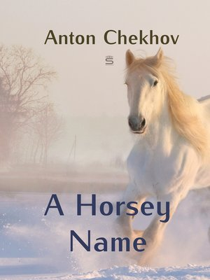 cover image of A Horsey Name