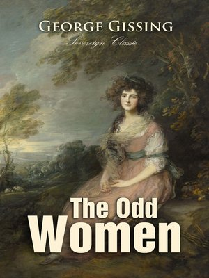 cover image of The Odd Women