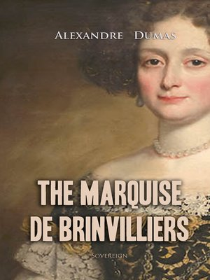 cover image of The Marquise de Brinvilliers