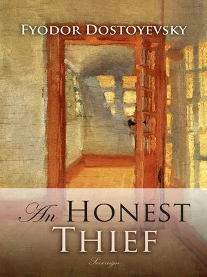 cover image of An Honest Thief and Other Stories