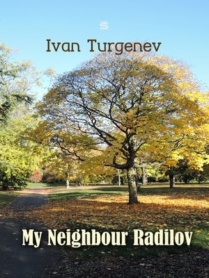 cover image of My Neighbour Radilov