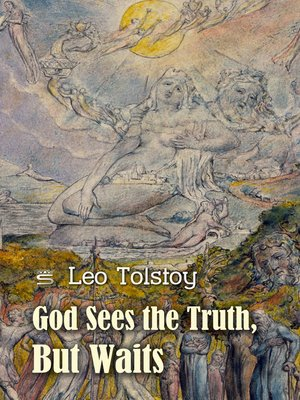 cover image of God Sees the Truth, But Waits